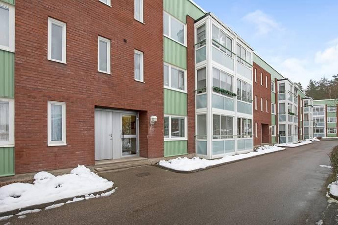 Bild: 2 rum bostadsrätt på Lasarettsgatan 39 A, Vetlanda kommun Stensåkra