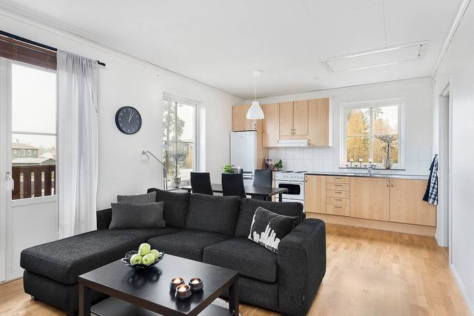 Bild: 2 rum bostadsrätt på Segerstadsvägen 167F, Växjö kommun Hovshaga