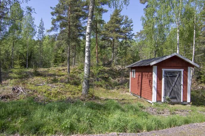 Bild: tomt på Boberg  Östra Fågelvik, Karlstads kommun Östra Fågelvik