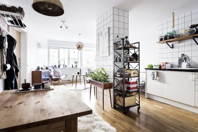 Bild: 2 rum bostadsrätt på Midsommarvägen 14, Stockholms kommun Midsommarkransen