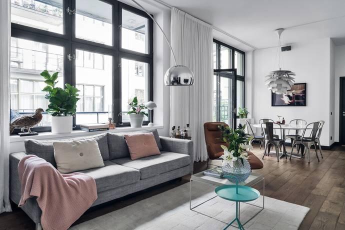 Bild: 4 rum bostadsrätt på Pipersgatan 27, Stockholms kommun Kungsholmen