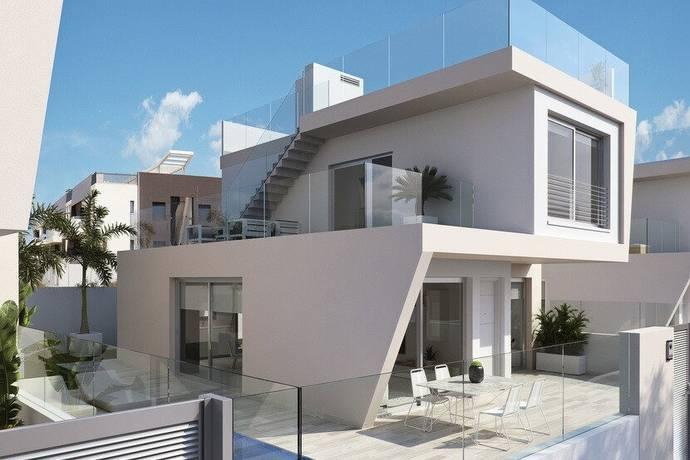 Bild: 5 rum villa på Costa Blanca/Mil Palmeras, Spanien Costa Blanca/Mil Palmeras