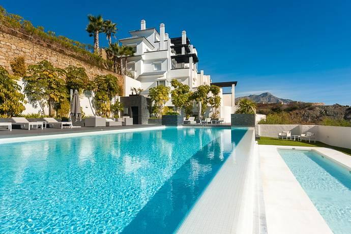 Bild: 3 rum bostadsrätt på HOT-A5630-LH, Spanien Benahavís