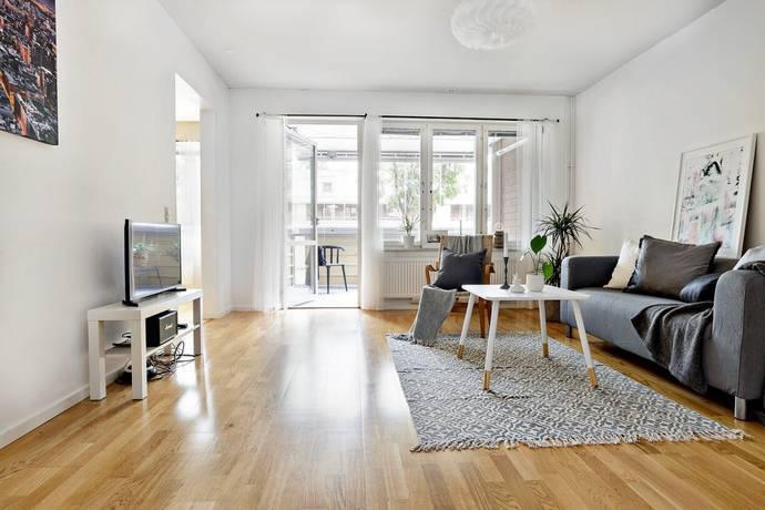 Bild: 2 rum bostadsrätt på Dunkersgatan 8, Umeå kommun Centrum