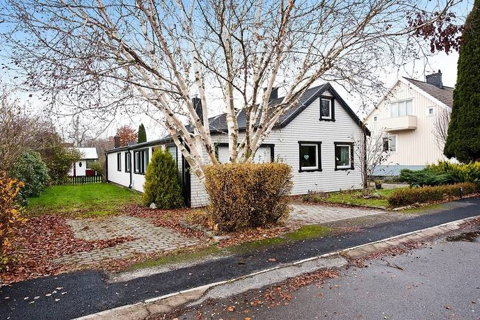 Bild: 6 rum villa på Frodegatan 8A, Älmhults kommun Froafälle
