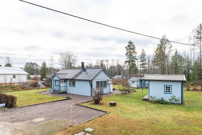 Bild: 4 rum villa på Norrfjärden Storstrandsvägen  6, Nordanstigs kommun Norrfjärden