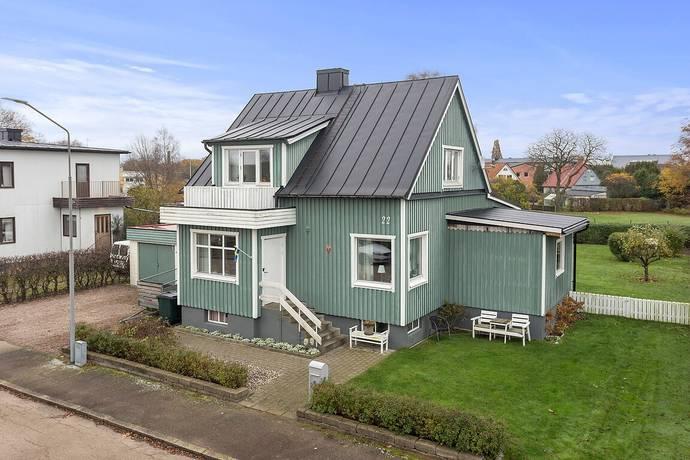 Bild: 6 rum villa på Ringgatan 22, Klippans kommun Klippan
