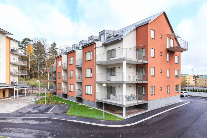 Bild: 4 rum bostadsrätt på Ekhagagatan 72 (1215), Linköpings kommun Duvkullen