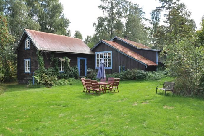 Bild: 6 rum fritidshus på Simvägen 2, Laholms kommun Skummeslövsstrand