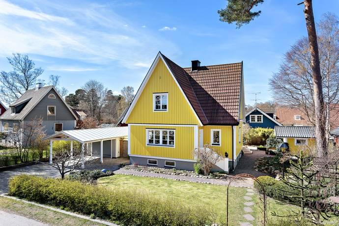 Bild: 5 rum villa på Hemvägen 19, Ängelholms kommun Havsbaden