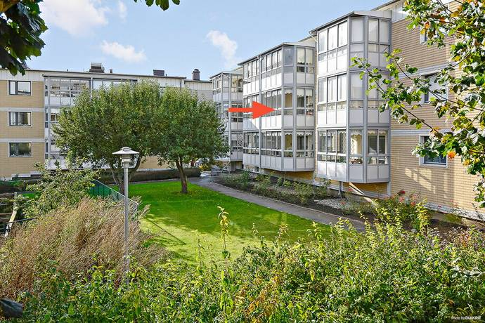 Bild: 3 rum bostadsrätt på Kaparegången 1 A, Ystads kommun YSTAD - EDVINSHEM