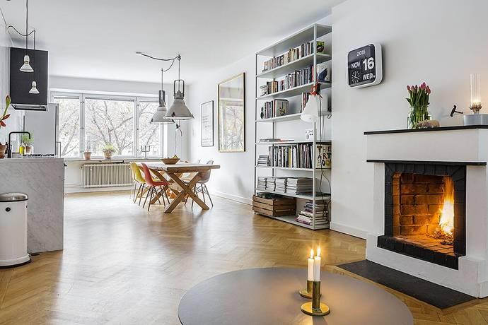Bild: 4 rum bostadsrätt på Storskärsgatan 4, Stockholms kommun Östermalm / Nedre Gärdet