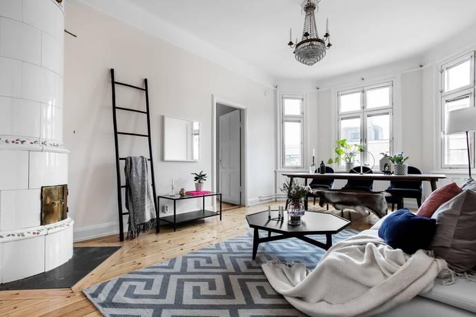 Bild: 2 rum bostadsrätt på Upplandsgatan 87, Stockholms kommun Vasastan