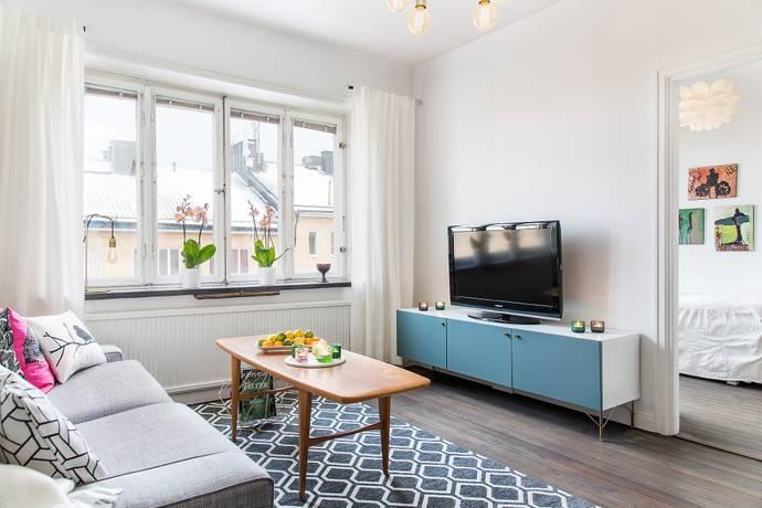 Bild: 2 rum bostadsrätt på Rålambsvägen 48, Stockholms kommun Fredhäll