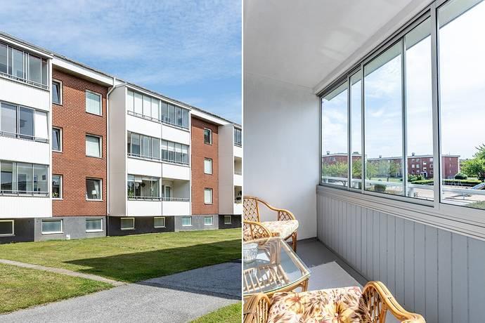 Bild: 3 rum bostadsrätt på Högalidsvägen 38 A, Trelleborgs kommun