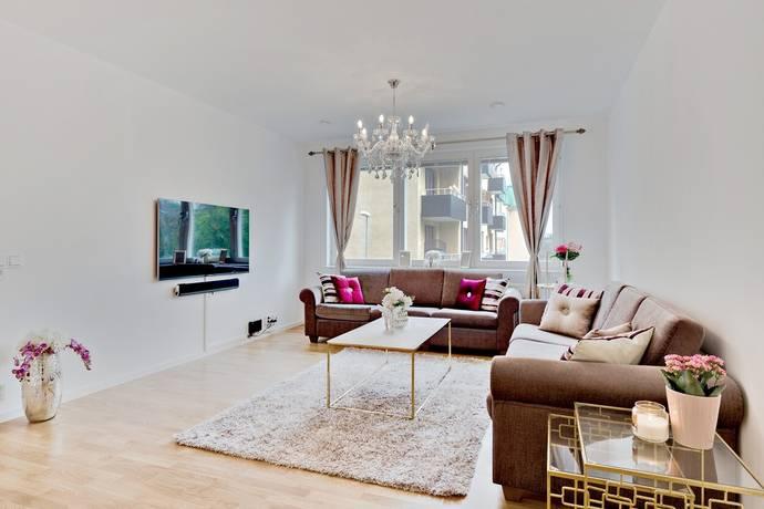 Bild: 2 rum bostadsrätt på Övre villagatan 42, Södertälje kommun Centralt/Bårstaberget