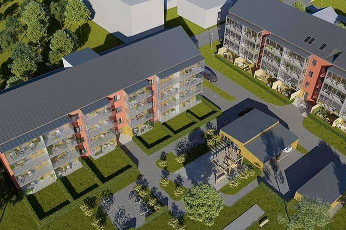 Bild från Centralt - BRF Kanalgränd 2 - En lägenhet tillsalu