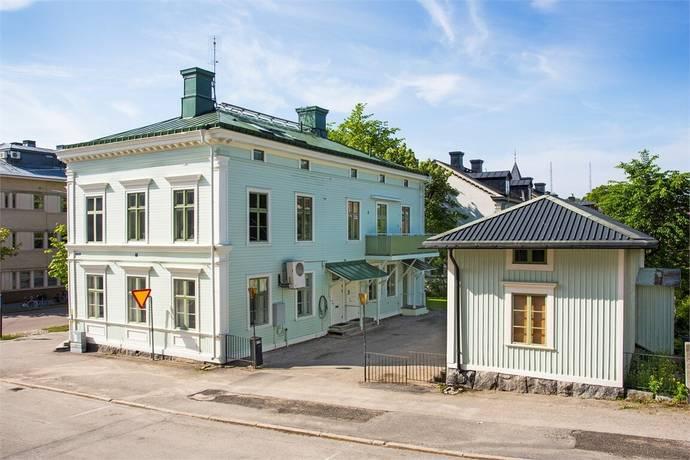 Bild: 8 rum villa på Skolhusgatan 7, Söderhamns kommun SÖDERHAMN