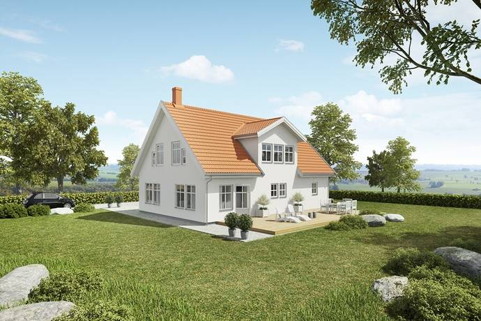 Bild: 6 rum villa på Hammartorp, Knivsta kommun Lagga