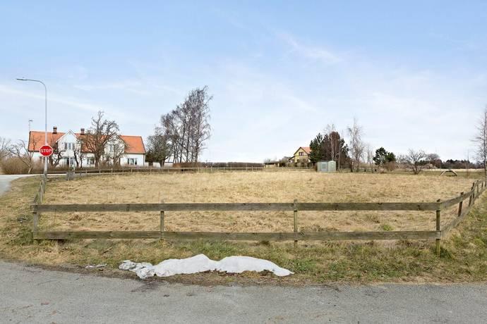 Bild: tomt på Östra Kungsljuset 1, Trelleborgs kommun Beddingestrand