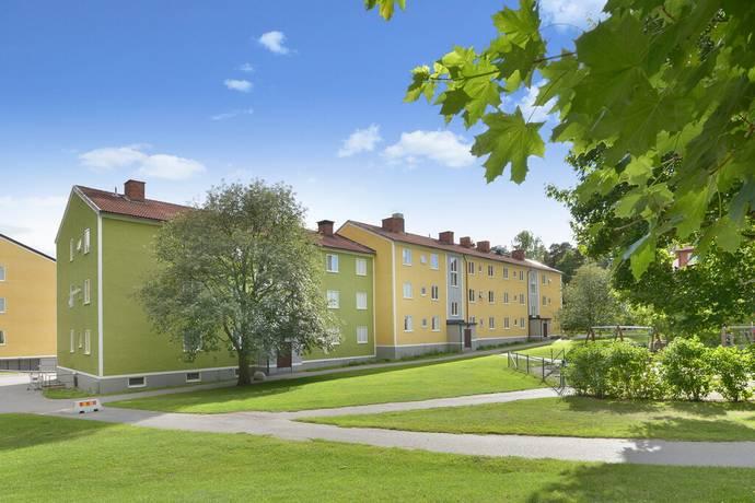 Bild: 1 rum bostadsrätt på Edsvägen 11, Huddinge kommun Centrala Huddinge