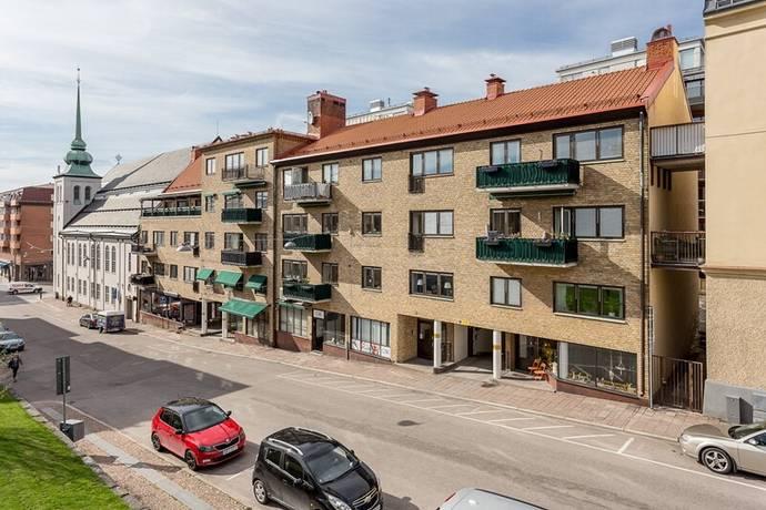Bild: 2 rum bostadsrätt på Herrgårdsgatan 10, Karlstads kommun Tingvallastaden