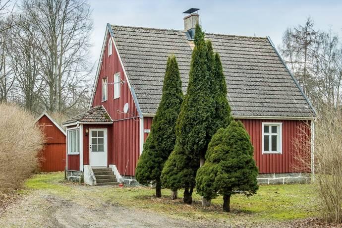 Bild: 3 rum villa på Årrödsvägen 20, Kristianstads kommun Djurröd