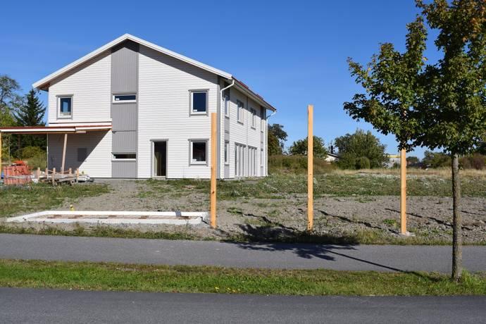 Bild: 5 rum radhus på Småhusgatan 1 och 3, Strängnäs kommun Strängnäs