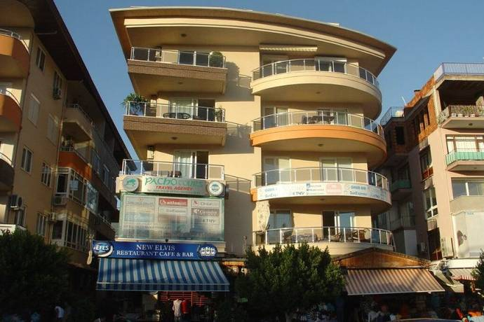 Bild: 3 rum bostadsrätt på Atatürk Bulvarı 98, Alanya, Turkiet Alanya