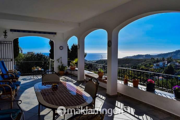 Bild: 7 rum villa på Vacker villa nära Nerja, Spanien