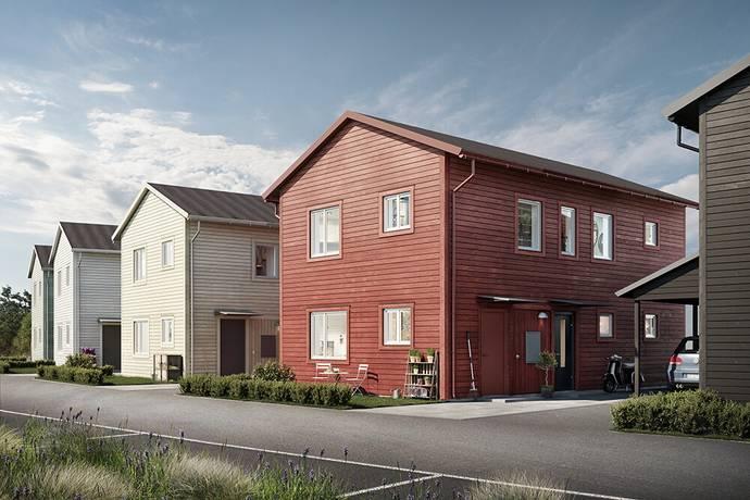 Bild: 5 rum radhus på Ängsullsvägen 7, Ale kommun Nol