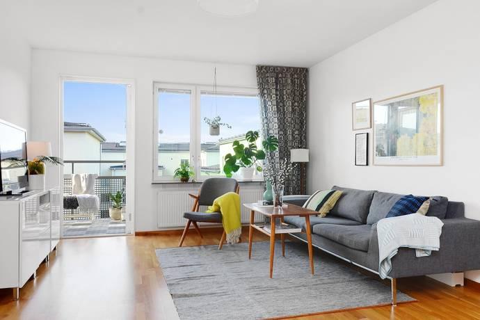 Bild: 4 rum bostadsrätt på Allan Edwalls gata 2, Stockholms kommun Aspudden/Örnsberg