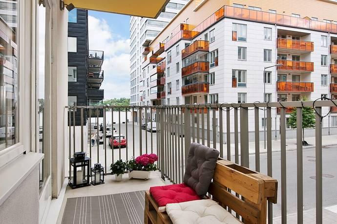 Bild: 2 rum bostadsrätt på Sjöviksvägen 76, 1 tr, Stockholms kommun Liljeholmskajen