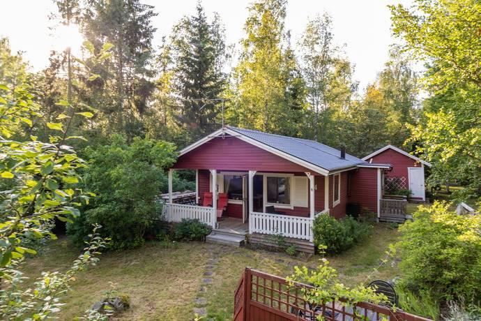 Bild: 3 rum villa på Lagnövägen 4, Flens kommun Malmköping