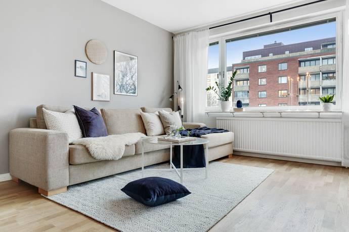 Bild: 3 rum bostadsrätt på Skytteholmsvägen 5A, 4tr, Solna kommun Centralt Solna