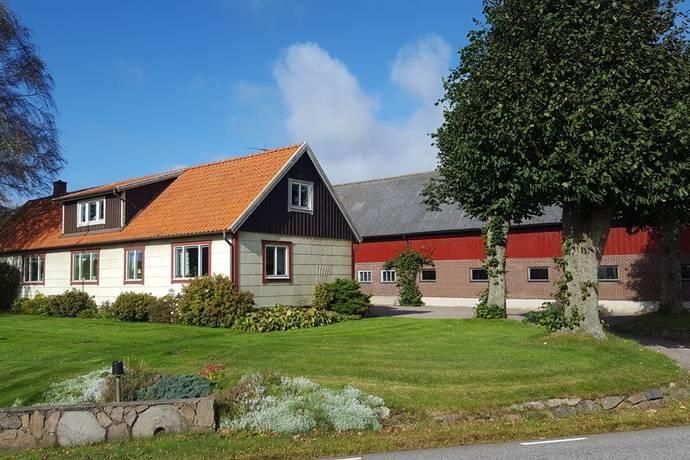 Bild: 155 m² gård/skog på Killeröd 75 ha, Båstads kommun Hallandsåsen