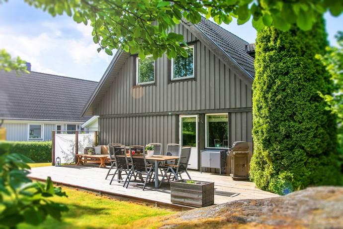 Bild: 7 rum villa på Stenbocksvägen 4B, Nacka kommun Lännersta