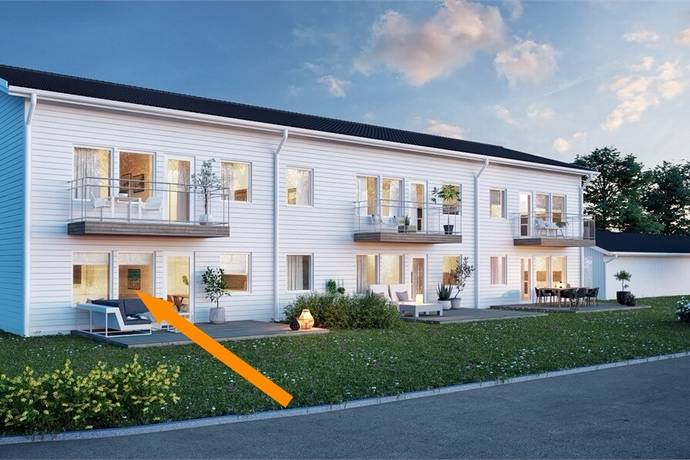 Bild: 4 rum bostadsrätt på Klackbergsvägen 70 (3 lgh), Norbergs kommun