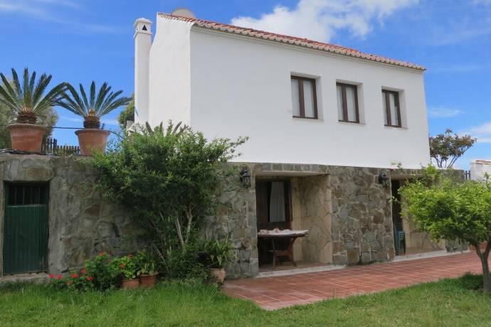 Bild: 3 rum villa på Fin finca med grönskande trädgård, Spanien Frigiliana