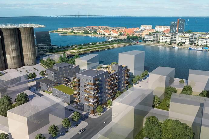 Bild: 3 rum bostadsrätt på Limhamns stationsväg, Malmö kommun