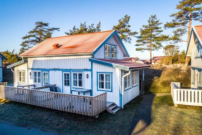 Bild: 4 rum bostadsrätt på Blåbärsstigen  19, Tanums kommun Grebbestad