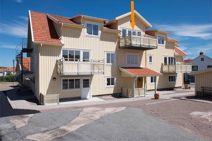Bild: 4 rum bostadsrätt på Änggatan 14, Sotenäs kommun