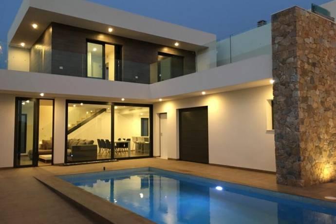 Bild: 4 rum villa på Exclusiva fristående villor, Spanien Santiago de la Ribera - San Ja