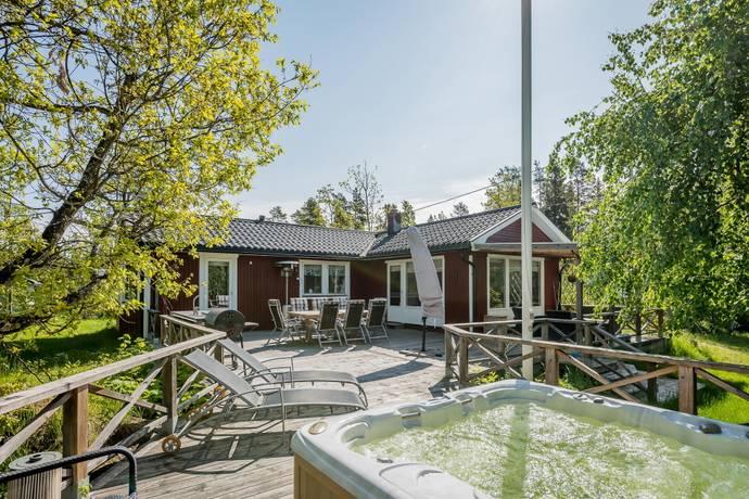 Bild: 4 rum villa på Pumphusvägen 3, Norrtälje kommun Norrby Udde Hallstavik
