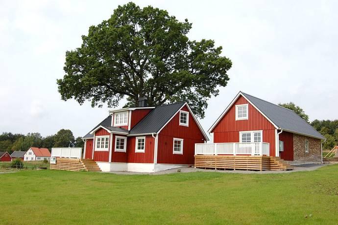 Bild: 4 rum villa på Krogshult 121A, Laholms kommun Krogshult