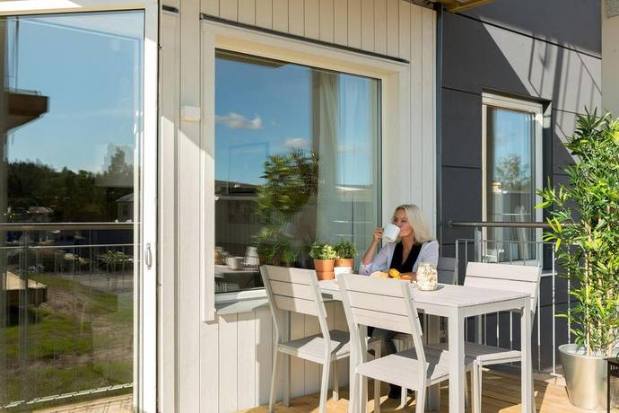 Bild: 3 rum bostadsrätt på B31s, Håbo kommun Väppeby