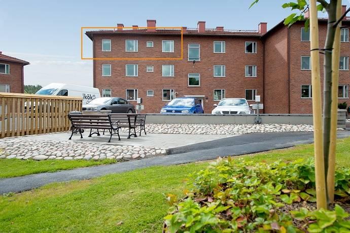 Bild: 4 rum bostadsrätt på Fyrmästaregatan 20 A, Uddevalla kommun Centrum