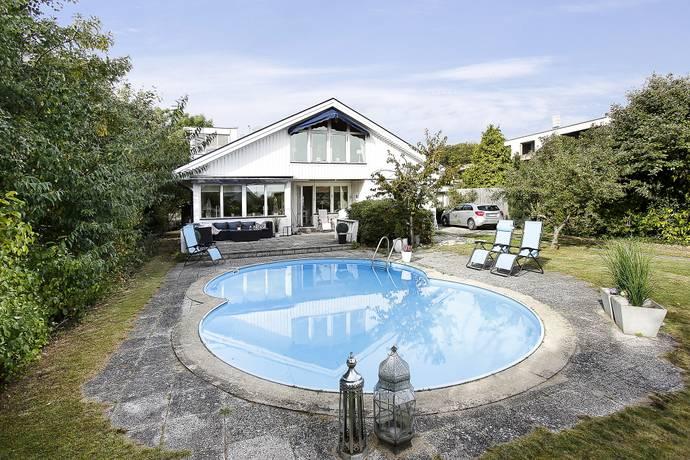 Bild: 6 rum villa på Sandvägen 2, Helsingborgs kommun