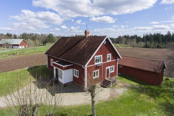 Bild: 4 rum villa på Härstorp Missionshus 1, Eksjö kommun