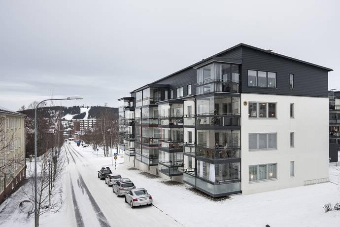 Bild: 3 rum bostadsrätt på Kanslihusgränd 10, Östersunds kommun Centralt
